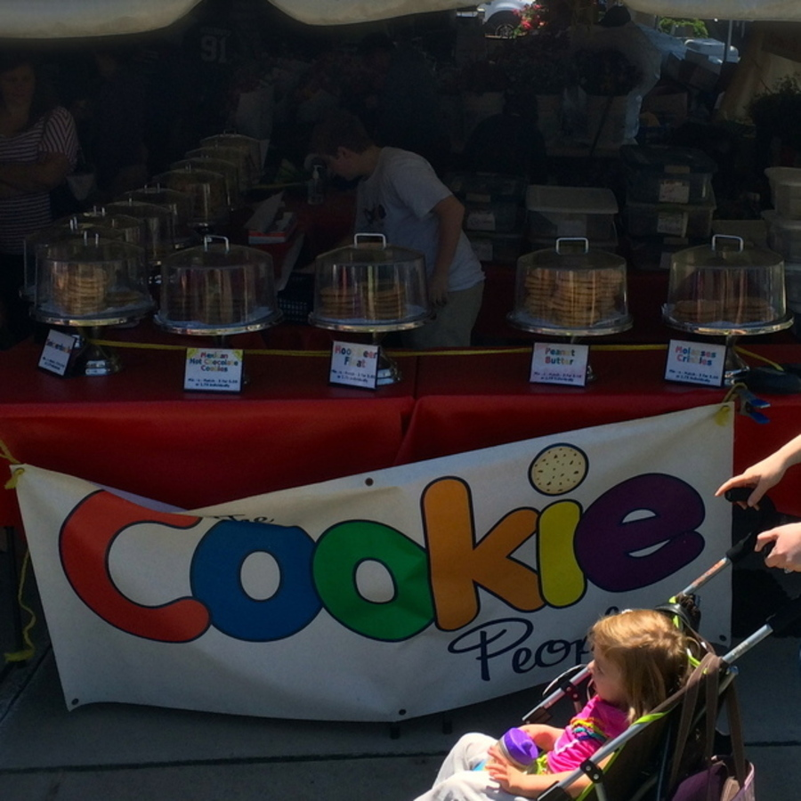Jacob Chitwood's photo of Snag Something Tasty at the Farmers Market
