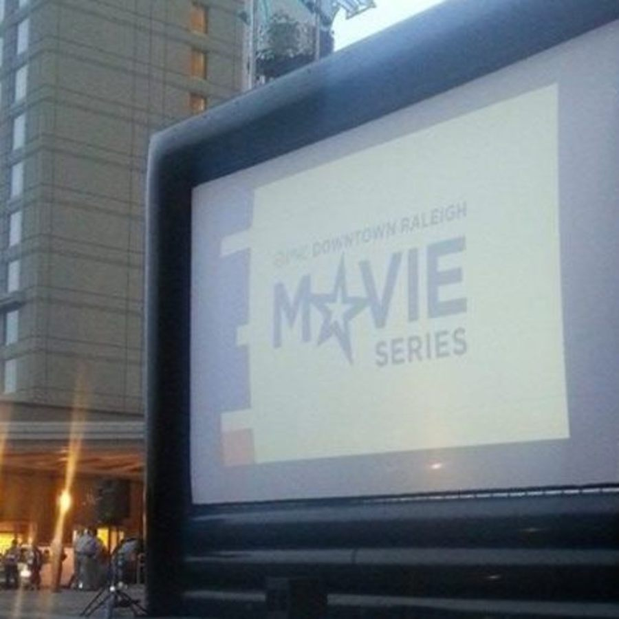 Christine Roz Williams's photo of Sit Under the Stars at the Flashback Friday Movie Series