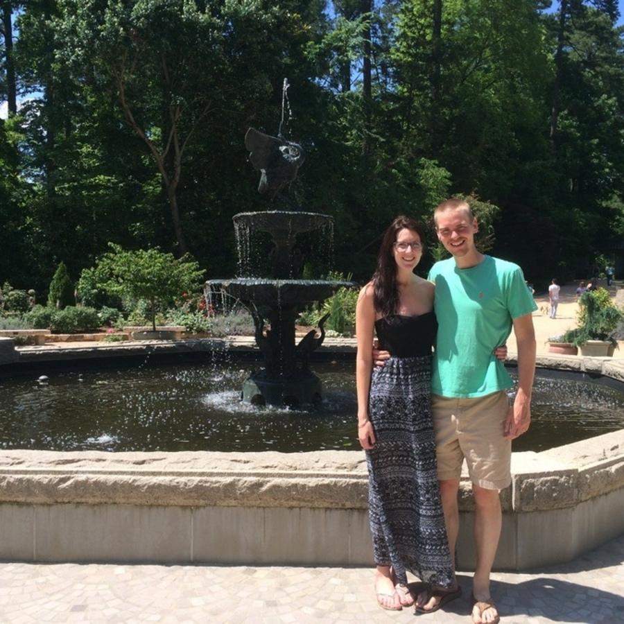 Amanda Bittner's photo of Explore the Sarah P. Duke Gardens