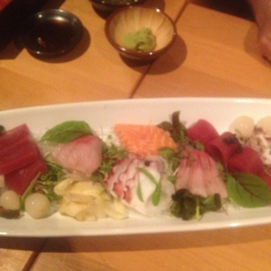 Stephanie Kretschmer's photo of Have Paleo Sushi for Dinner at Sono