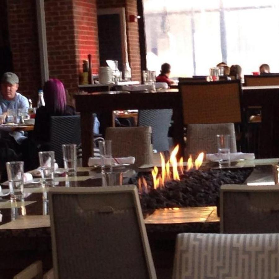 Heather Ford's photo of Fireside Dining in the Heart of Downtown