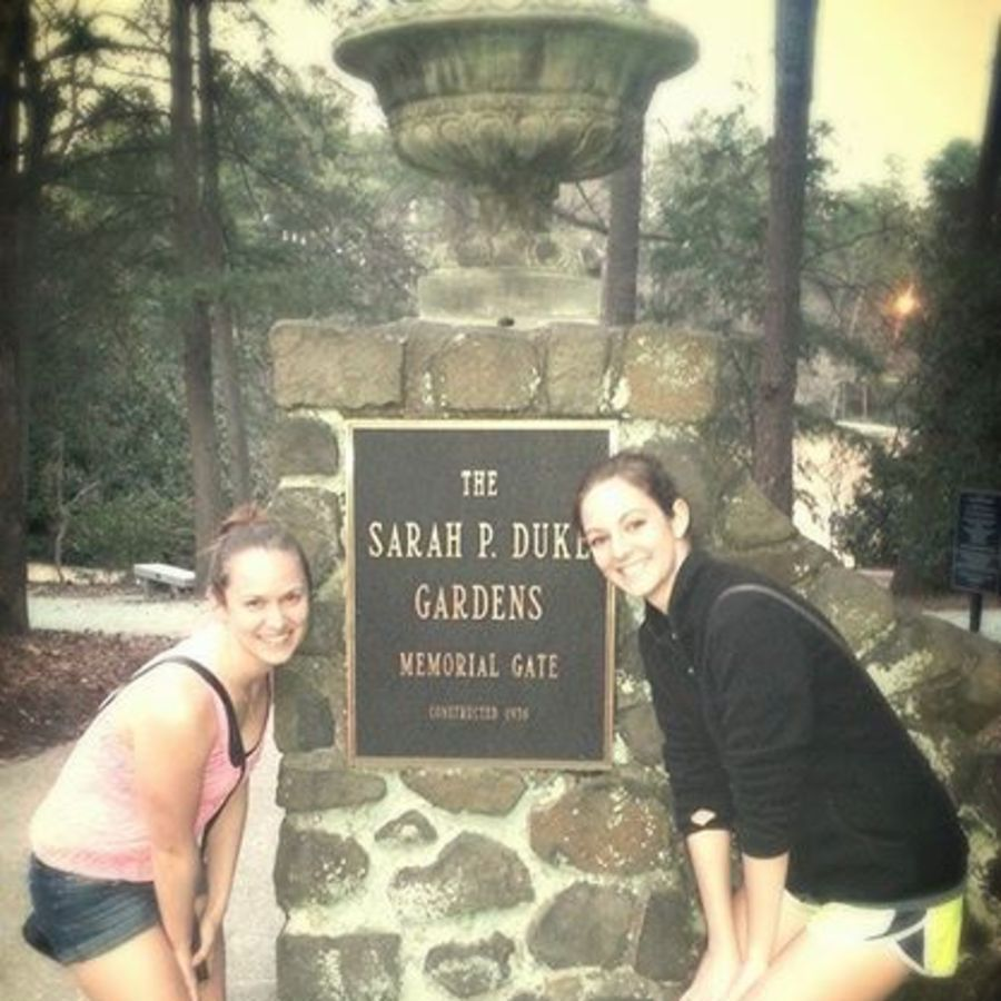 Heather Ford's photo of Explore the Sarah P. Duke Gardens