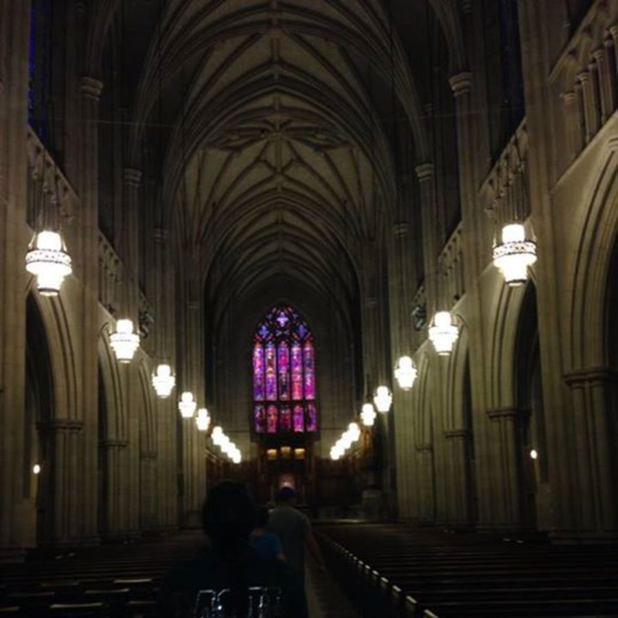 Heather Ford's photo of Heaven on Earth: Duke University Chapel Tour