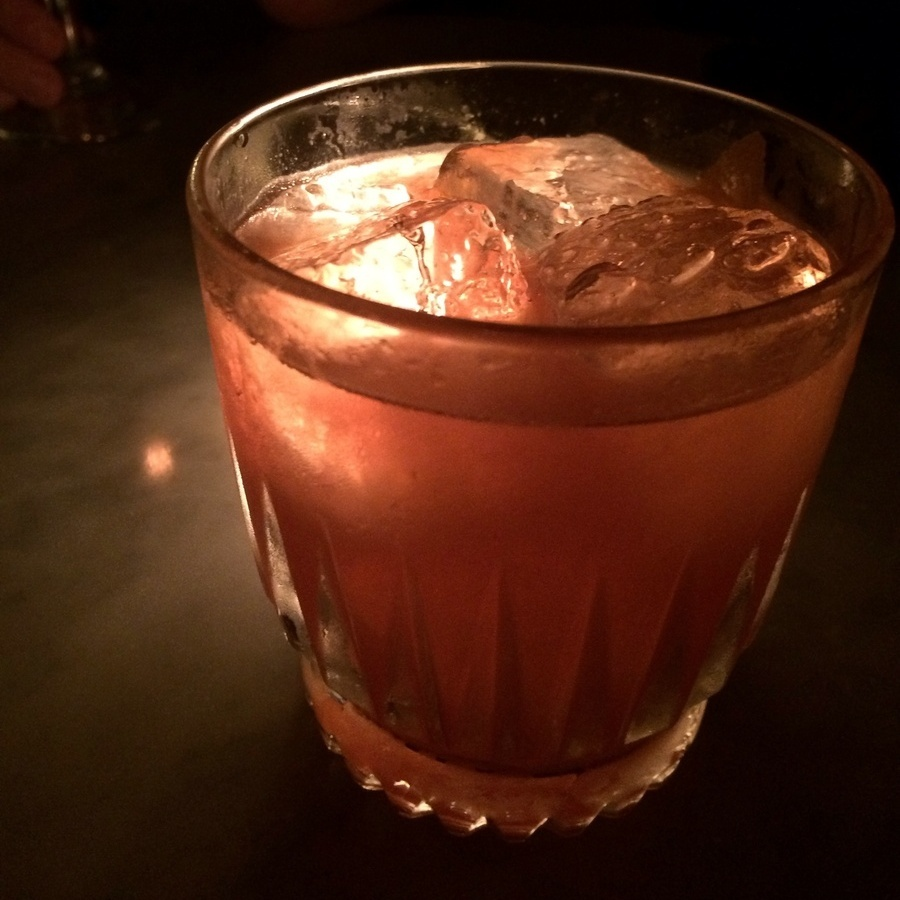 "Joseph Bond's photo of Drink a ""Porn On Mute"" at Greenlight"