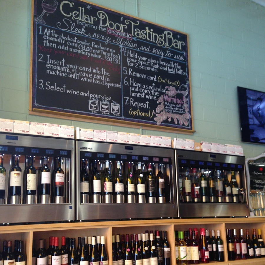 Cali Wickert's photo of Have a Glass at Wine Authorities