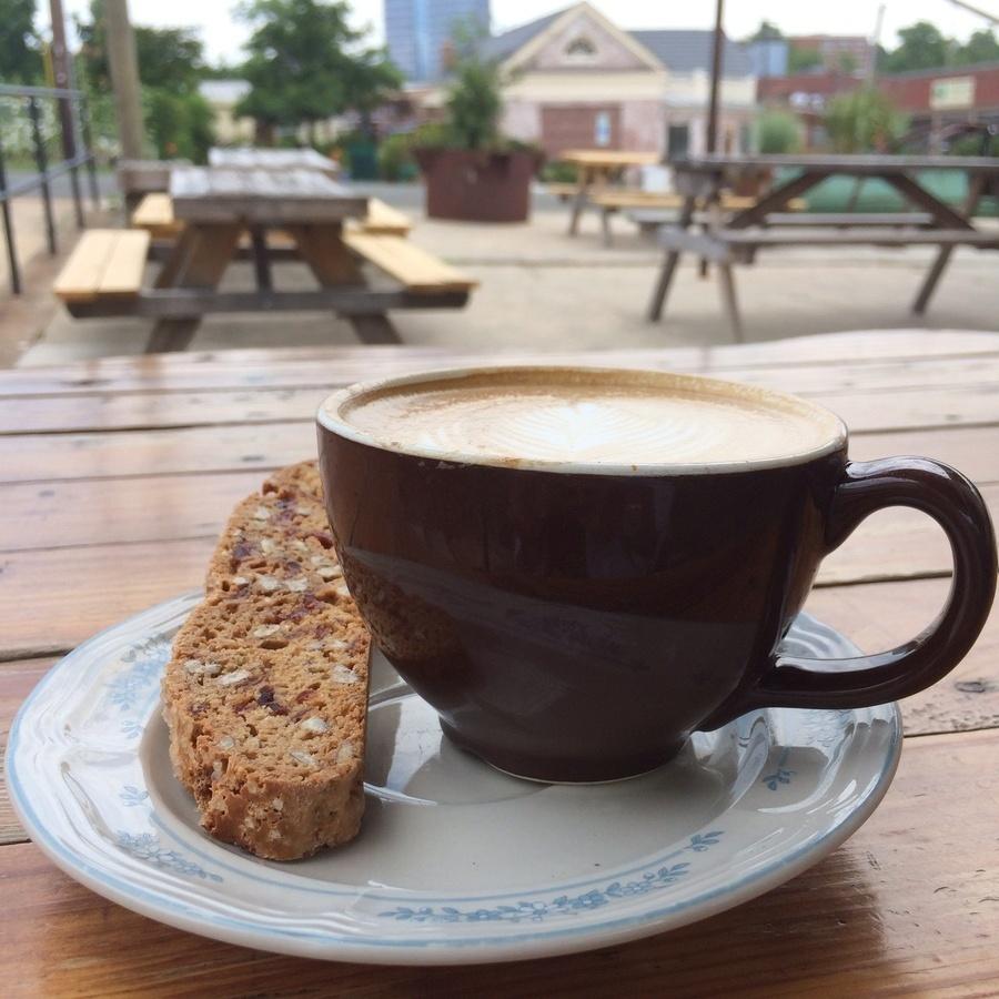Lauren Ulmer's photo of Caffeinate & Converse at Cocoa Cinnamon