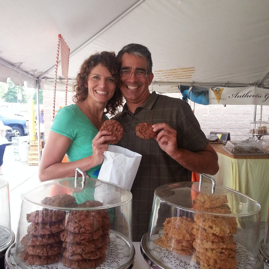 Ted McCormick's photo of Snag Something Tasty at the Farmers Market