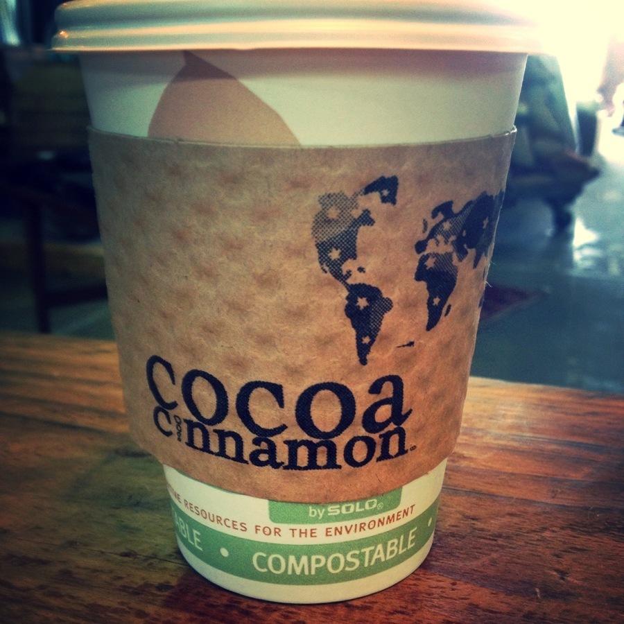 Laura Stroscio's photo of Caffeinate & Converse at Cocoa Cinnamon