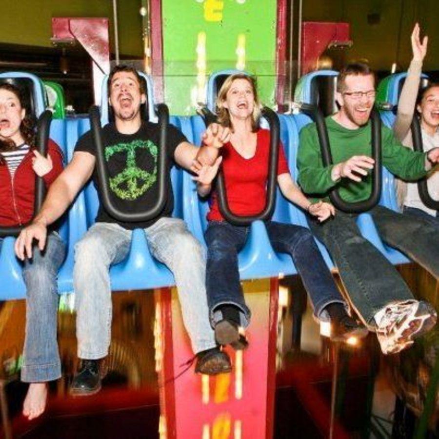 Go to Frankie's Fun Park at Frankie's Fun Park