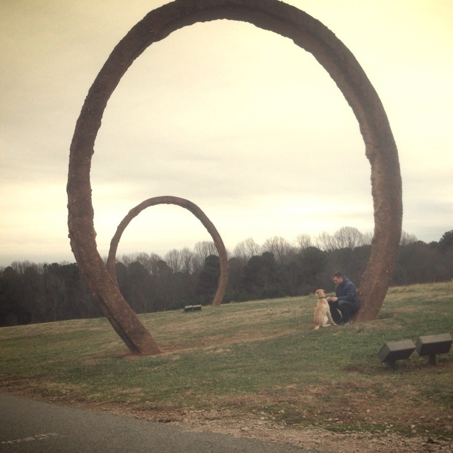Eric Babineaux's photo of Visit the NC Museum of Art Park