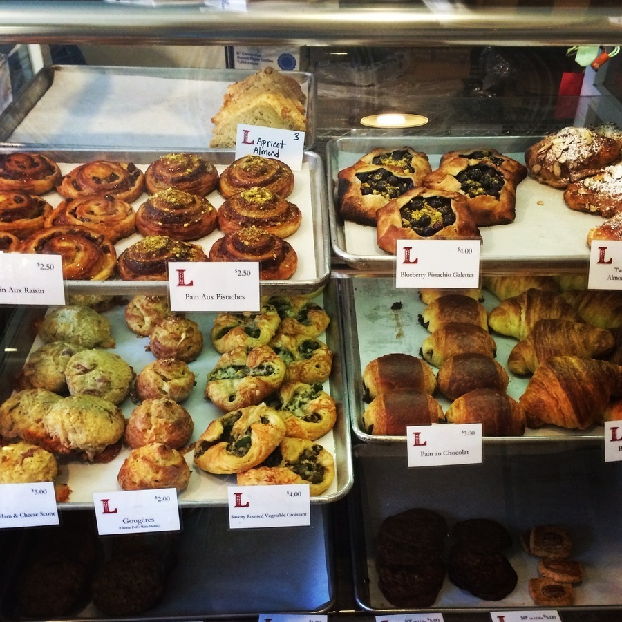 Amanda Bittner's photo of Dig Into Chocolate Croissants & Pastries at Loaf