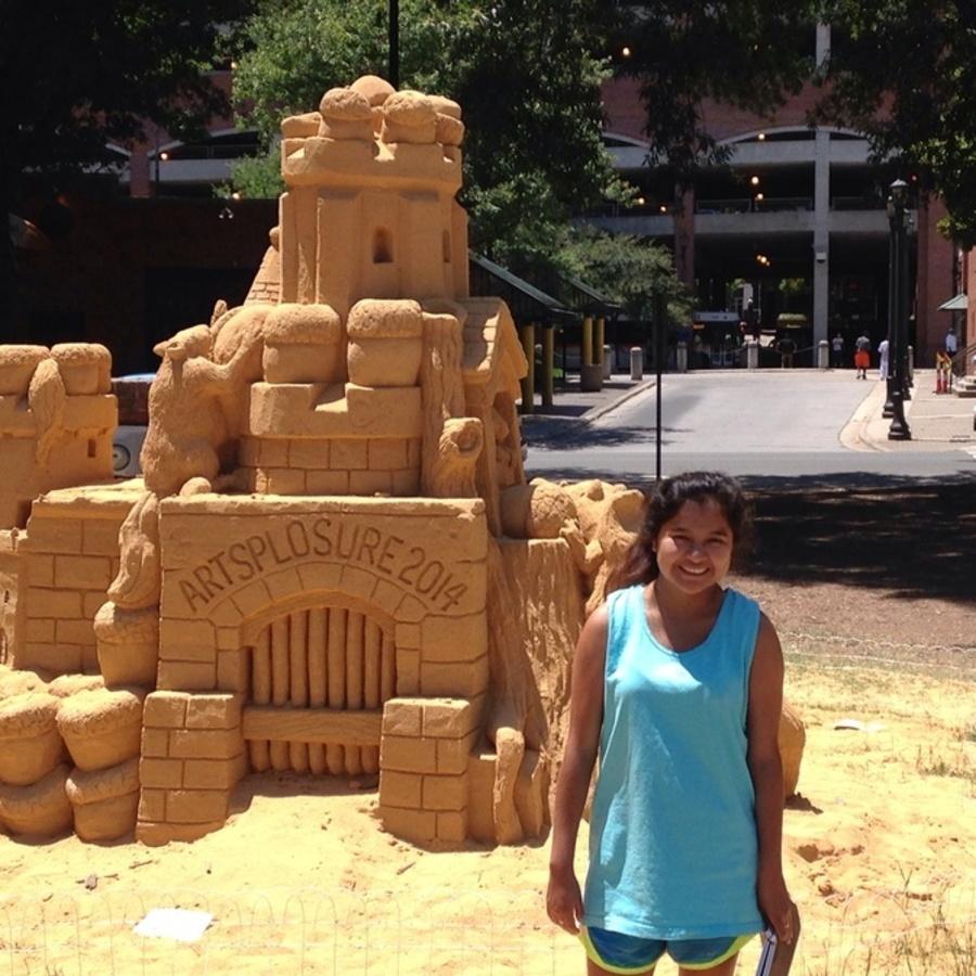 Karen Gonzalez's photo of Get Artsy at Artsplosure