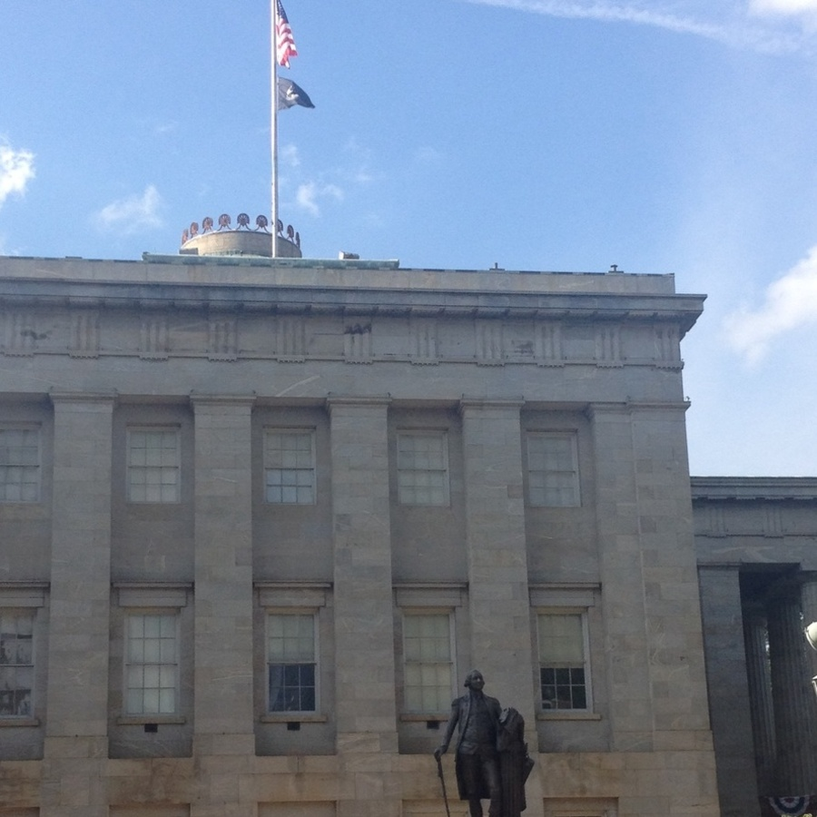 Lauren Merewether's photo of Experience History: Tour the NC State Capitol Building