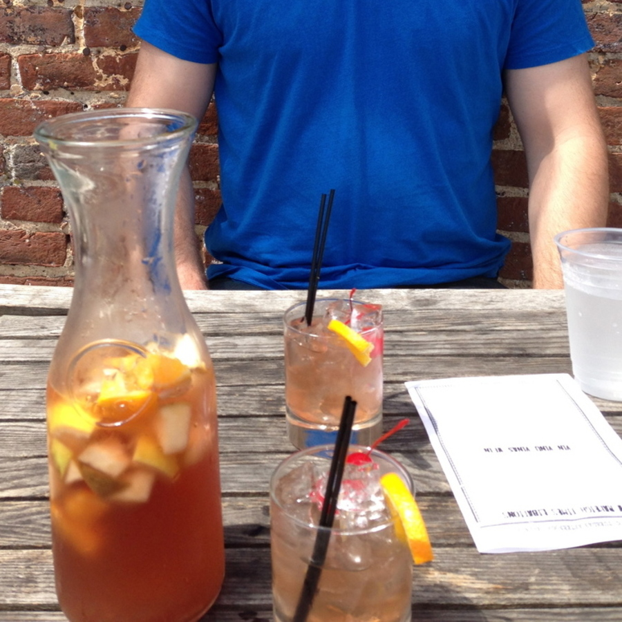 Rose Lane's photo of Have Drinks on Raleigh Times Patio