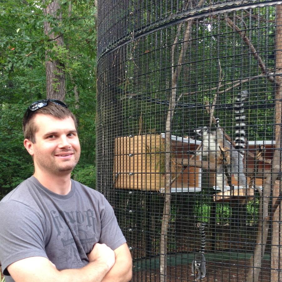 Rose Lane's photo of Tour Duke Lemur Center & Ponder Animal Antiquities