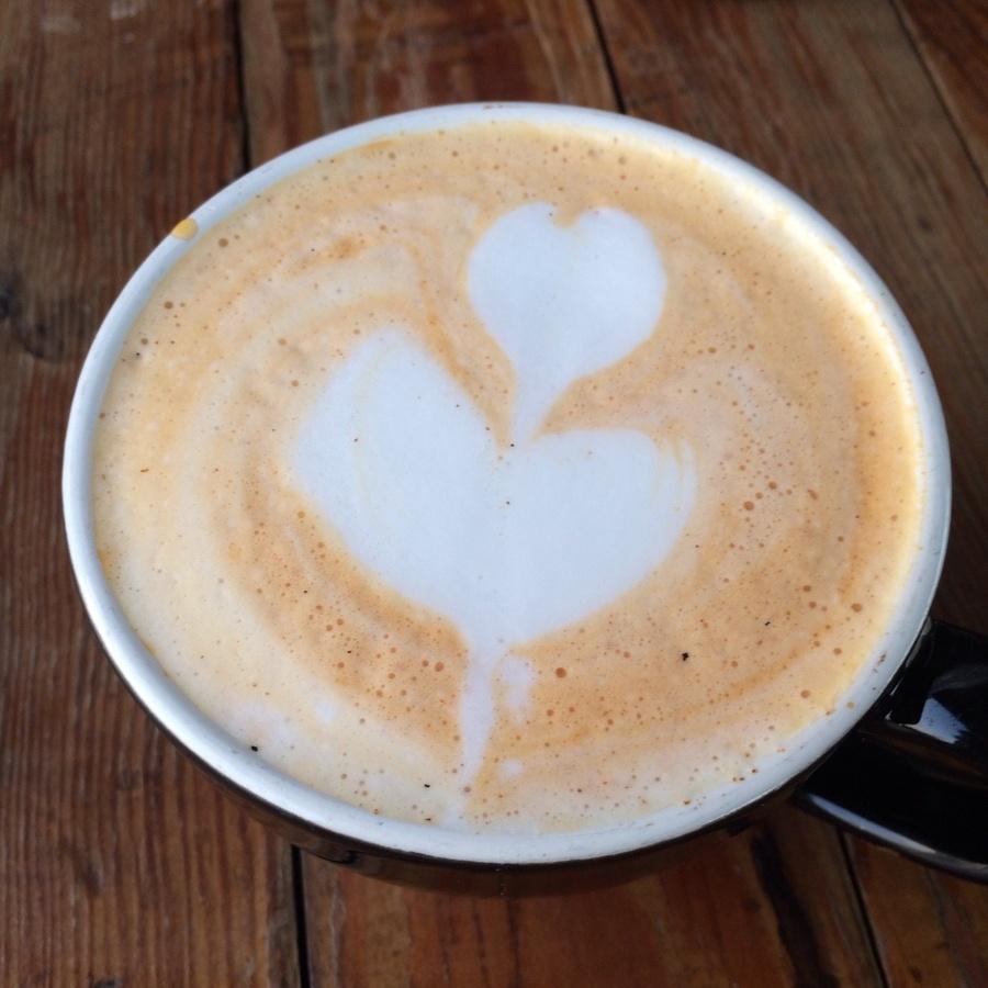 Allison Bonner's photo of Caffeinate & Converse at Cocoa Cinnamon