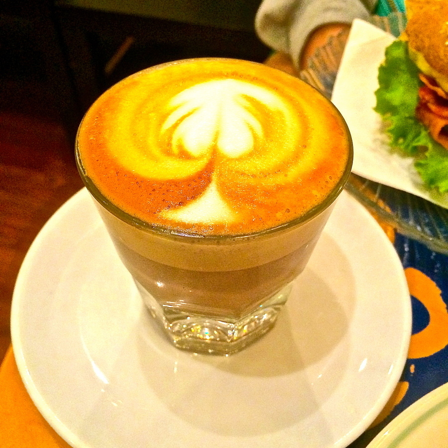 Jacob Chitwood's photo of Sip on Something Special at New World Coffee