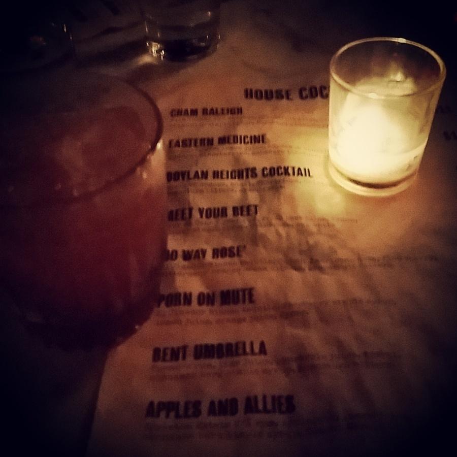 Chris Hemenway's photo of Sip in Secret at Raleigh's Hidden Bar
