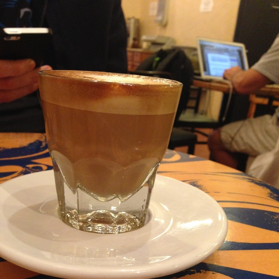 Amanda Bittner's photo of Sip on Something Special at New World Coffee