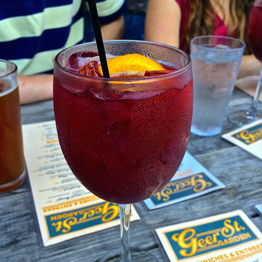 Jacob Chitwood's photo of Sip Sangria in the Garden