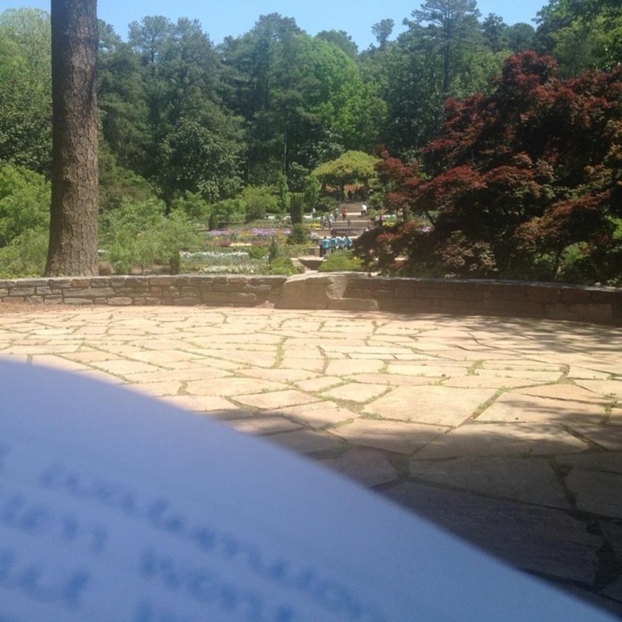 Ashley Ascott's photo of Explore the Sarah P. Duke Gardens