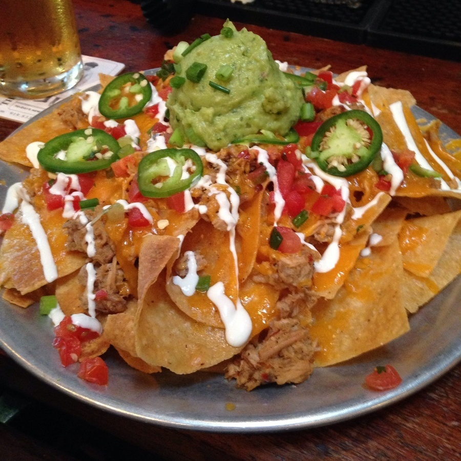 Chana Lynn's photo of Bite into the Raleigh Times Nachos