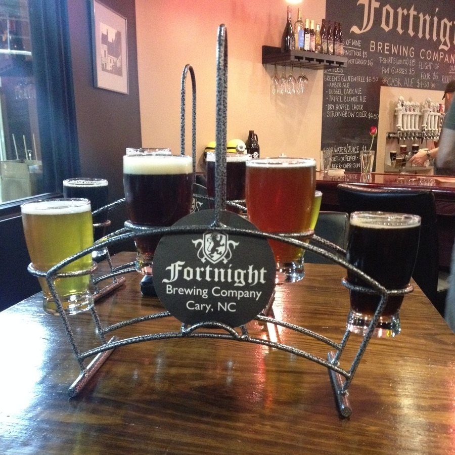 Melissa O'Connor's photo of Enjoy a Brew at Fortnight Brewing Company