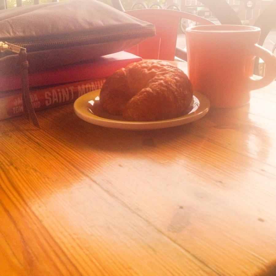 Ashley Ascott's photo of Enjoy a Latte on the Porch at Parker and Otis