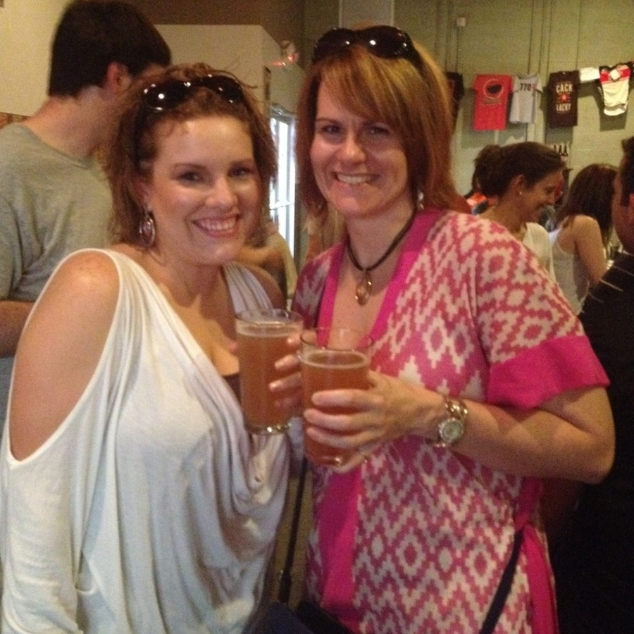 Stephanie Gardner's photo of Celebrate Four Years of Fullsteam at Their Big Ole Bash