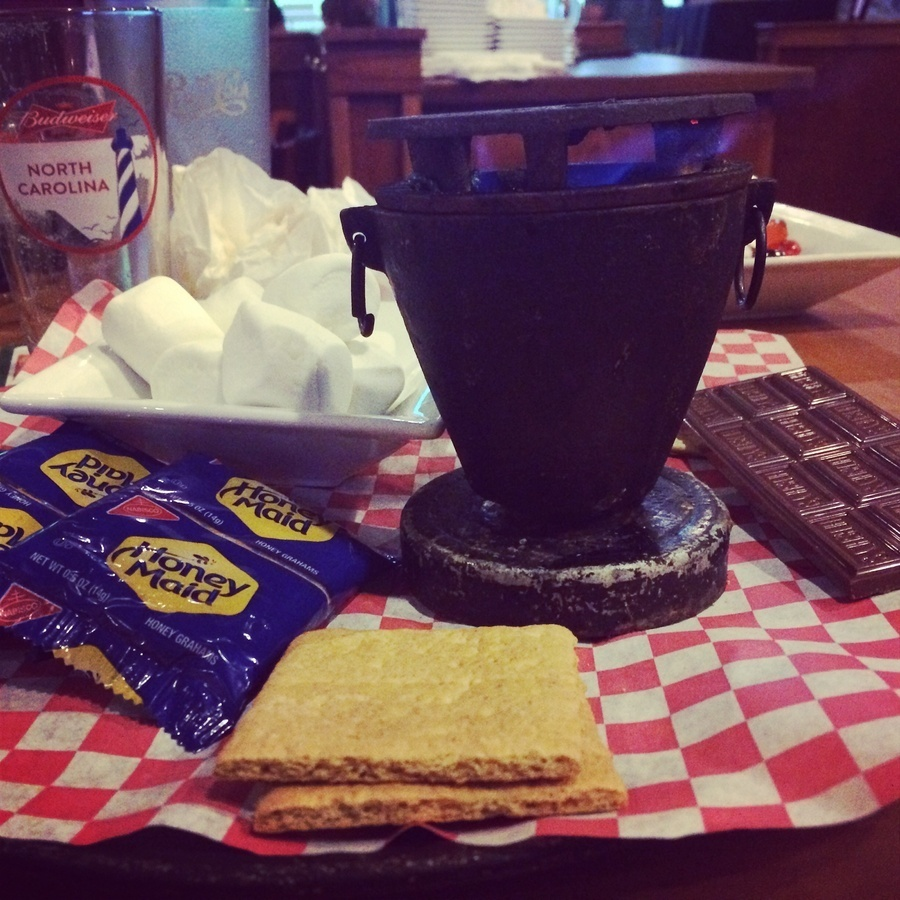 Nicole No's photo of Melt S'mores at Your Table and Get Toasty