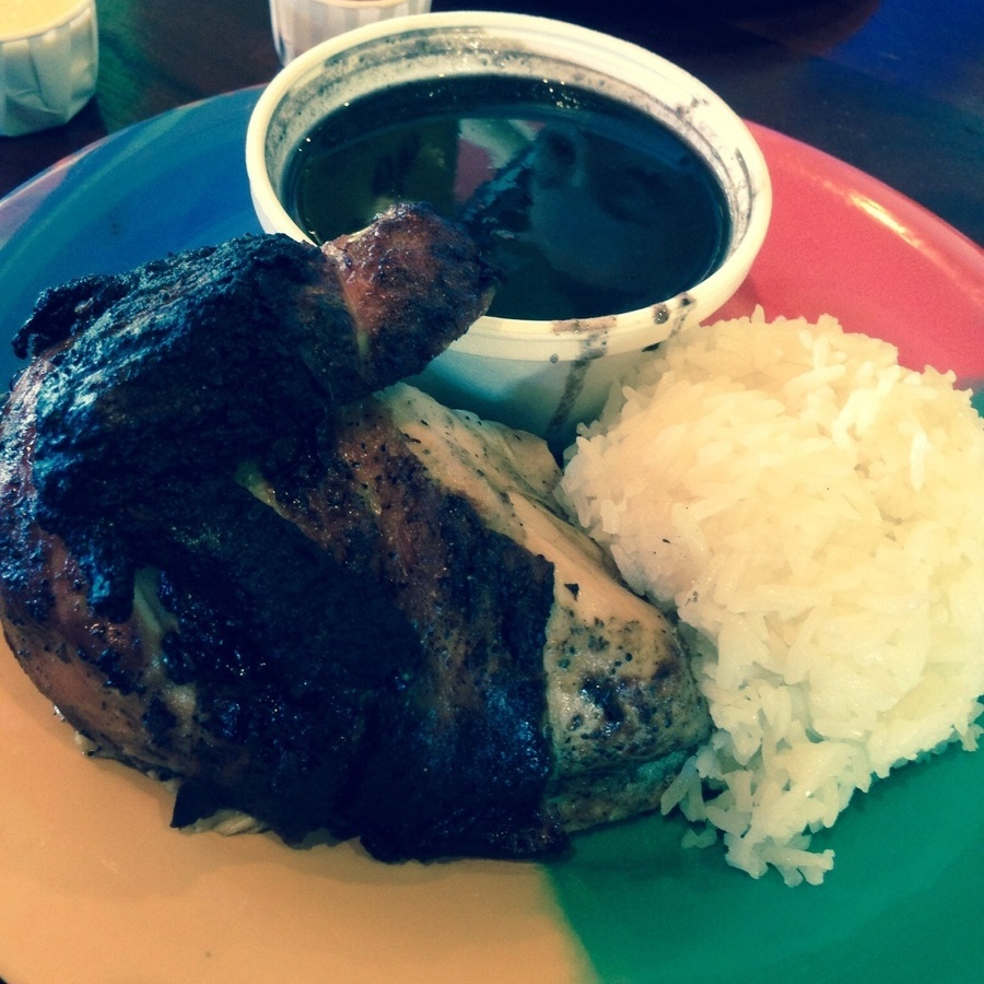 Justin Smith's photo of Chomp Down on Juicy Chicken at Mami Nora's