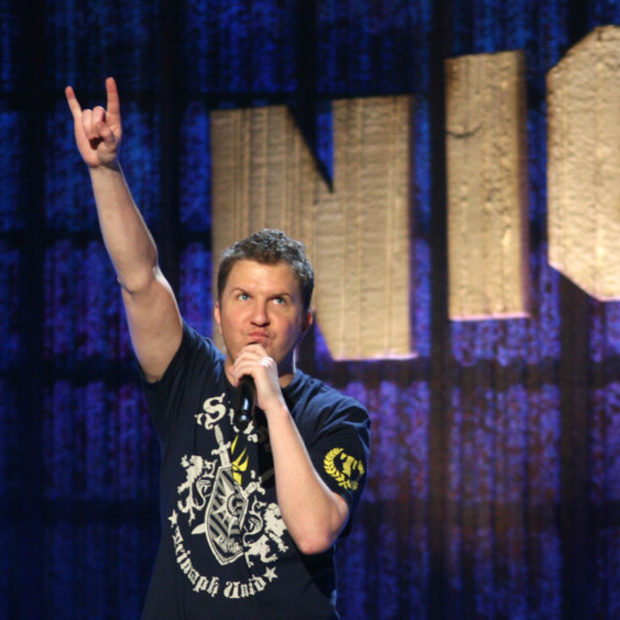 Get Wild with Nick Swardson at DPAC Durham Performing Arts Center