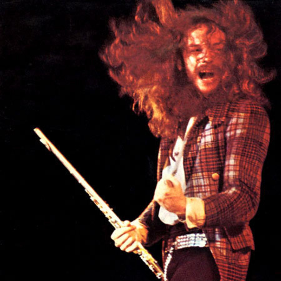 Jethro Tull Shreds a Gnarly Rock Flute Solo at DPAC Durham Performing Arts Center