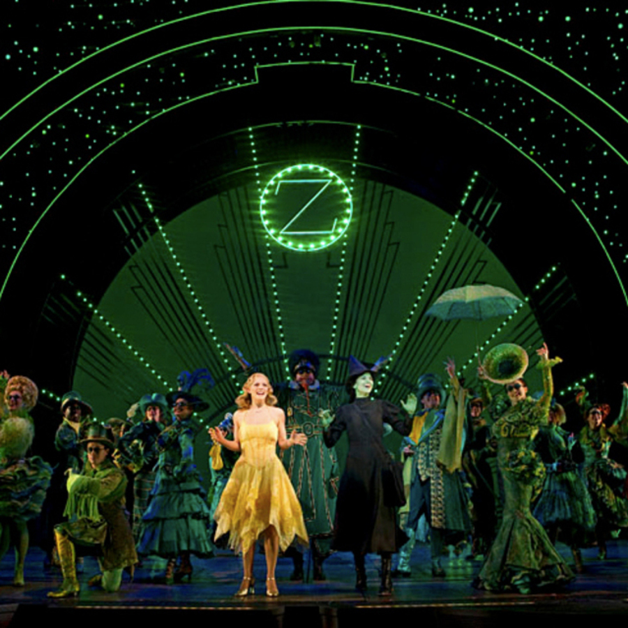 """Hear the Untold Story of the Witches of Oz in """"Wicked"""" at DPAC Durham Performing Arts Center"""