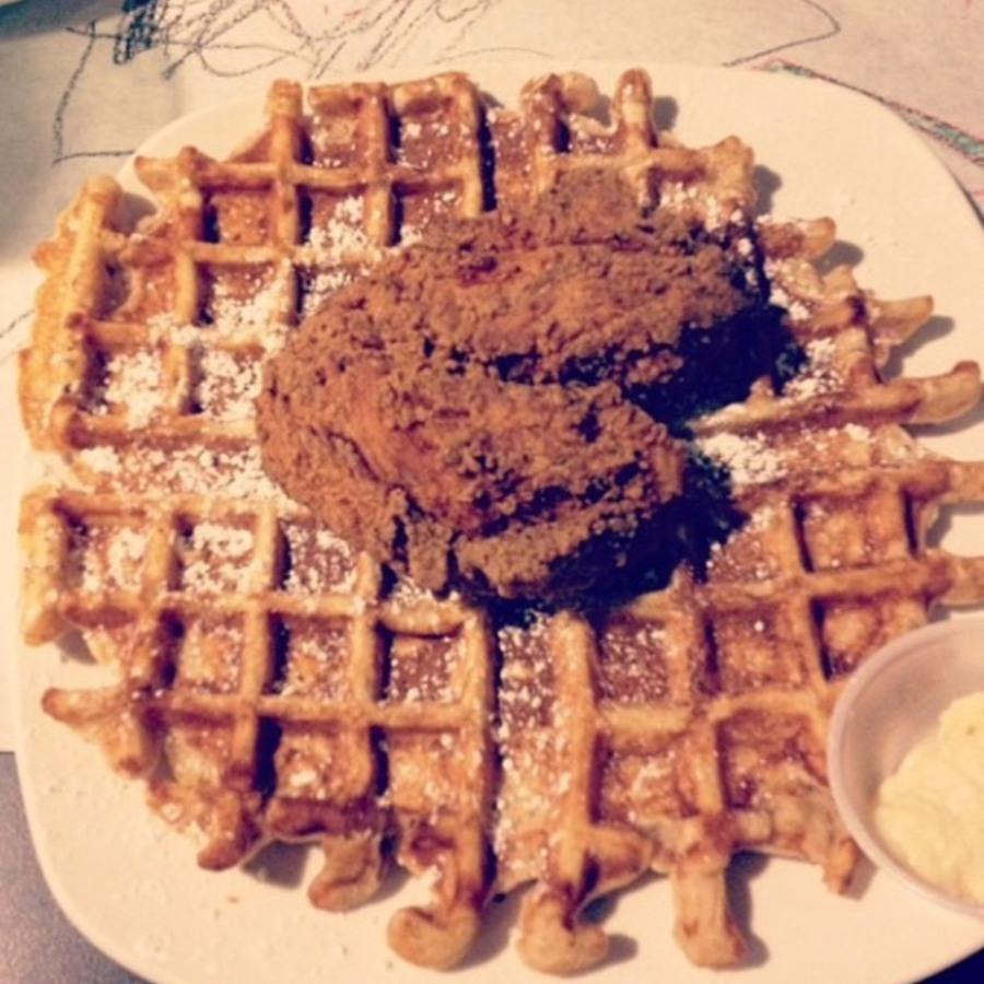AG Buedel's photo of NOW REOPEN: Dame's Chicken and Waffles