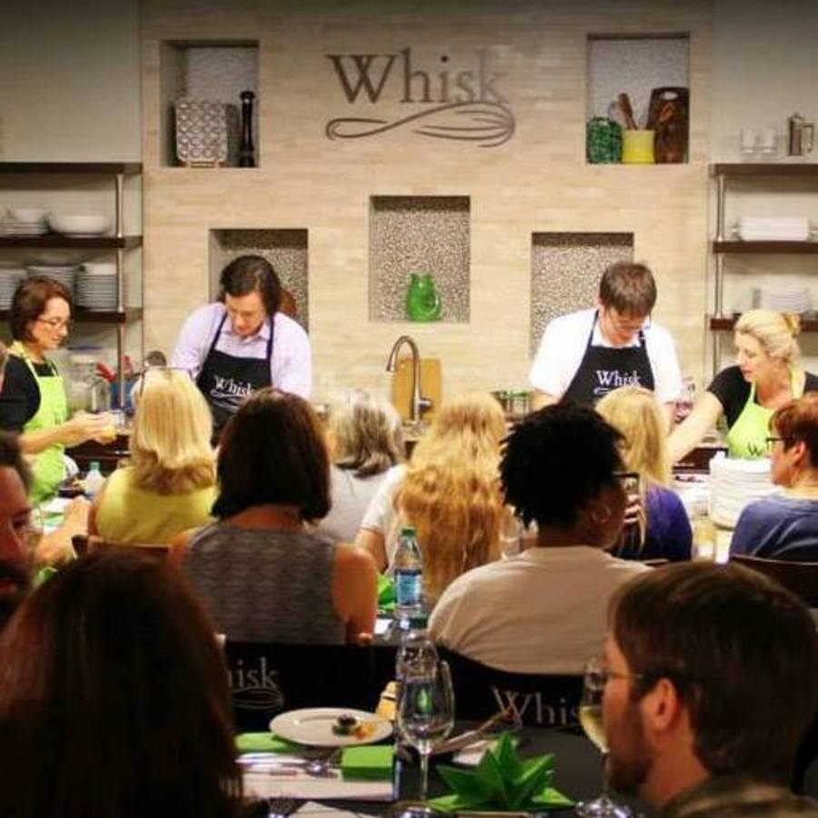 Take a Class That'll Craft Your Culinary Skills at Whisk