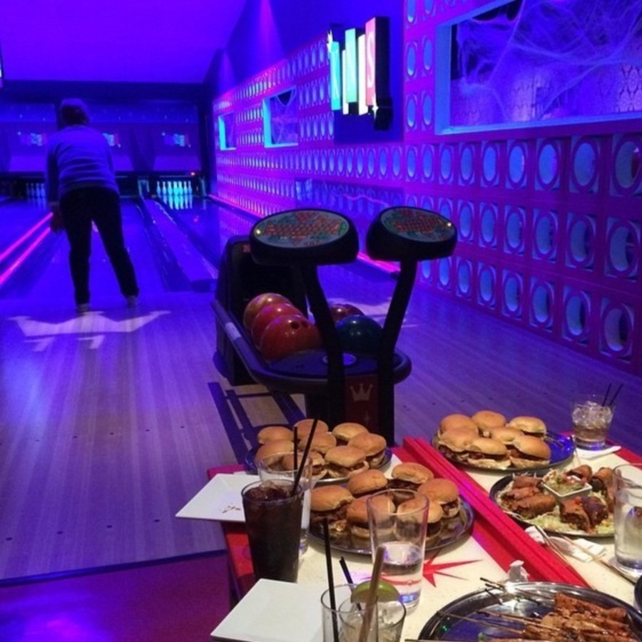 Rule the Bowling Alley at Kings Bowl at Kings Bowling Raleigh