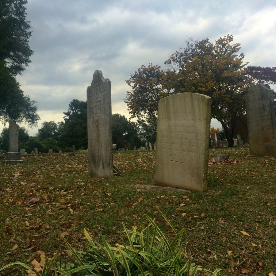 AG Buedel's photo of Roam Raleigh's Oldest Cemetery