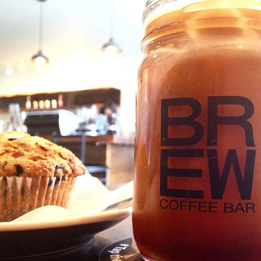 Raleigh's Got Beer and Coffee Culture at BREW BREW Coffee Bar