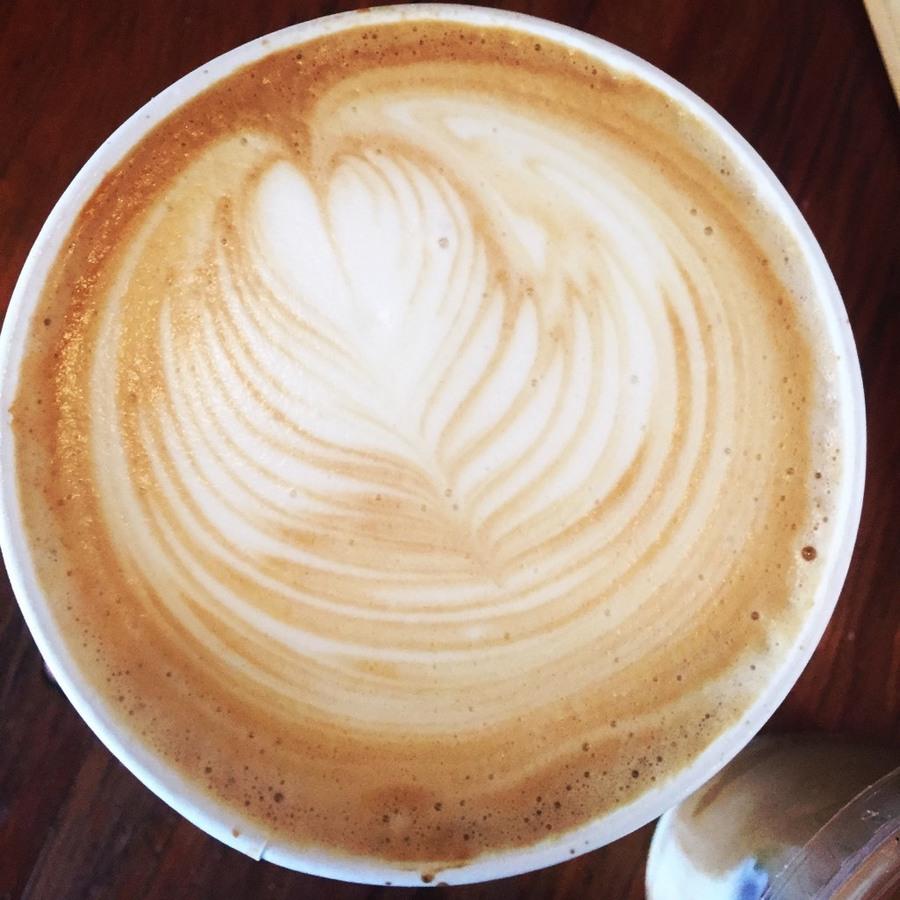 Jen Tremblay's photo of Caffeinate & Converse at Cocoa Cinnamon