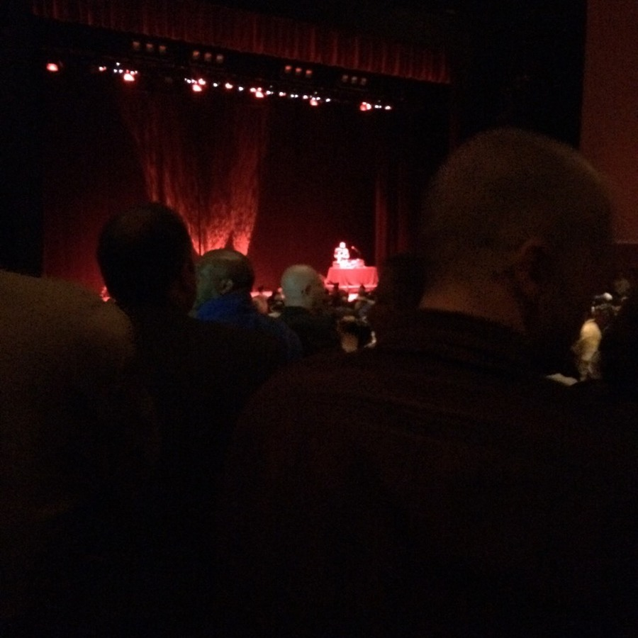 AG Buedel's photo of Laugh Away the Evening with Dave Chappelle