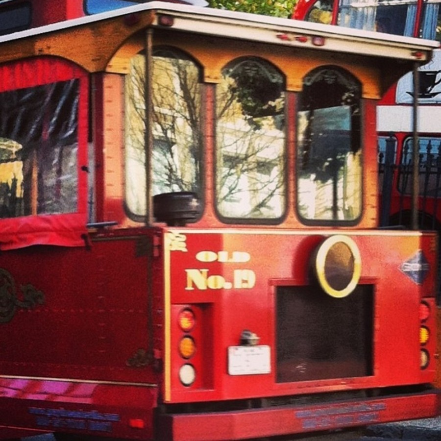 All Aboard the Raleigh Trolley 