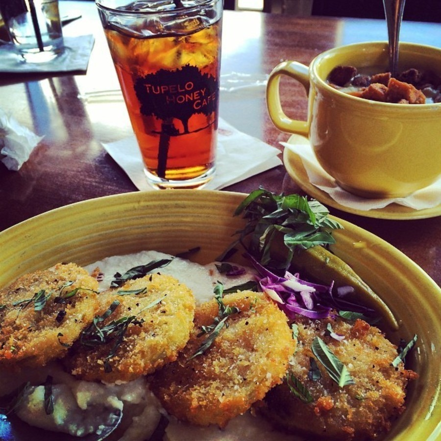 Take Care of Your Southern Food Needs at Tupelo Honey at Tupelo Honey Cafe