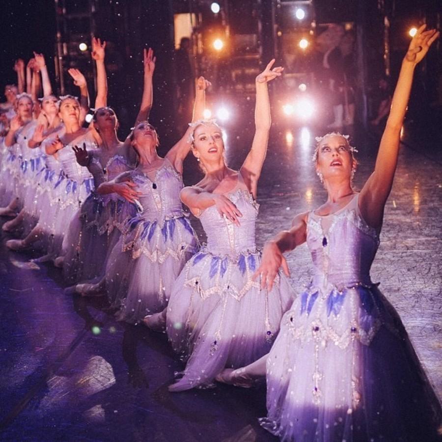 Dance with Sugar Plum Fairies Durham Performing Arts Center