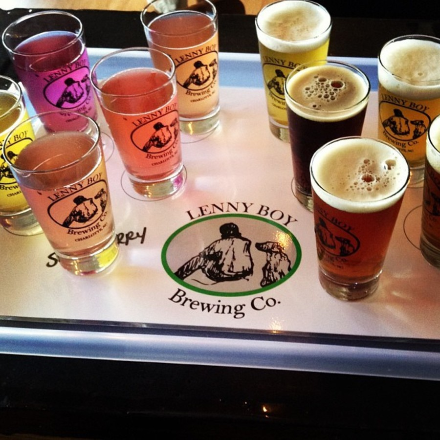 Enjoy a Delectable Concoction at Lenny Boy at Lenny Boy Brewing