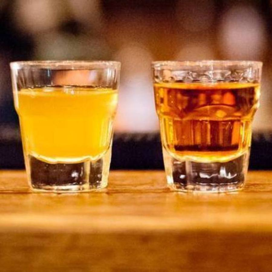 Put Back a Pickleback at Goodfellows at Goodfellows