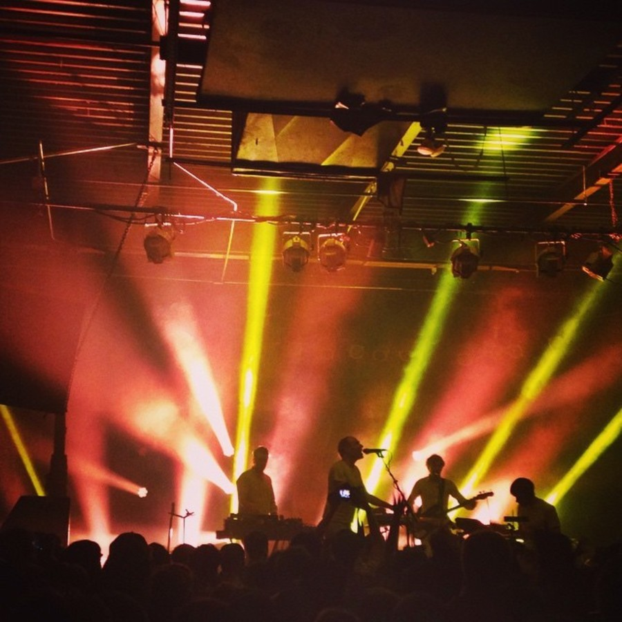 Catch a Show at Cat's Cradle: Kodaline / Good Old War Cat's Cradle