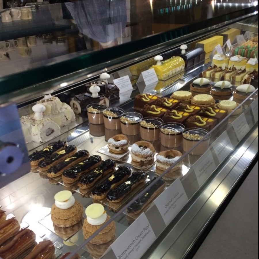AG Buedel's photo of Grab a Tasty Treat from Lucettegrace Patisserie