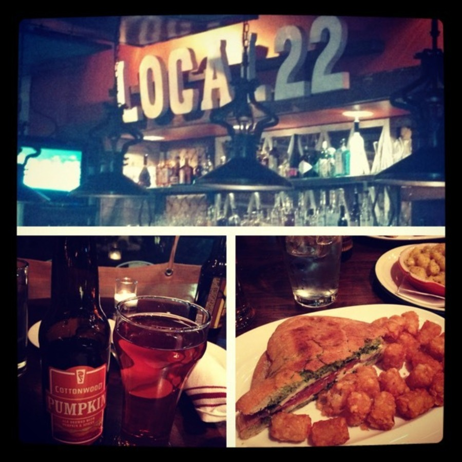 Haley LeClair's photo of Wow Your Taste Buds at Local 22