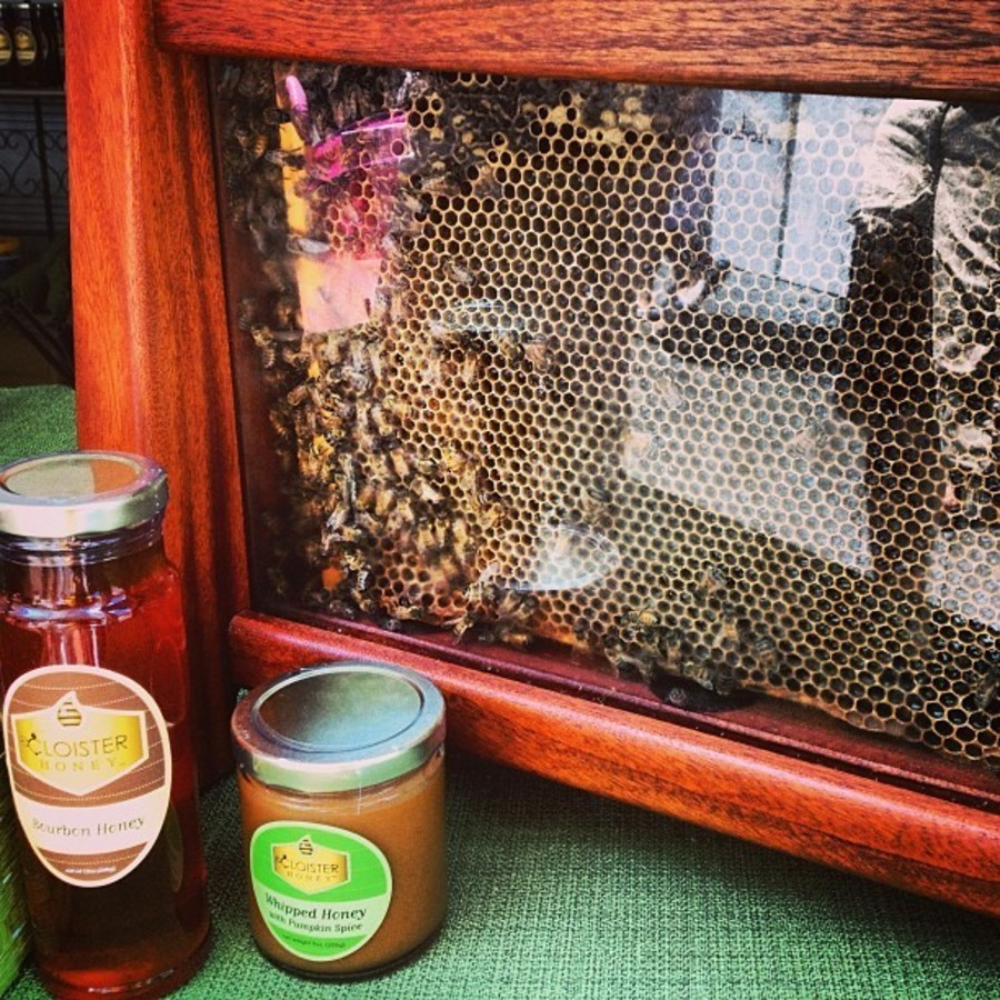 Have a Spoonful of Local Sweetness with Cloister Honey at Cloister Honey, LLC